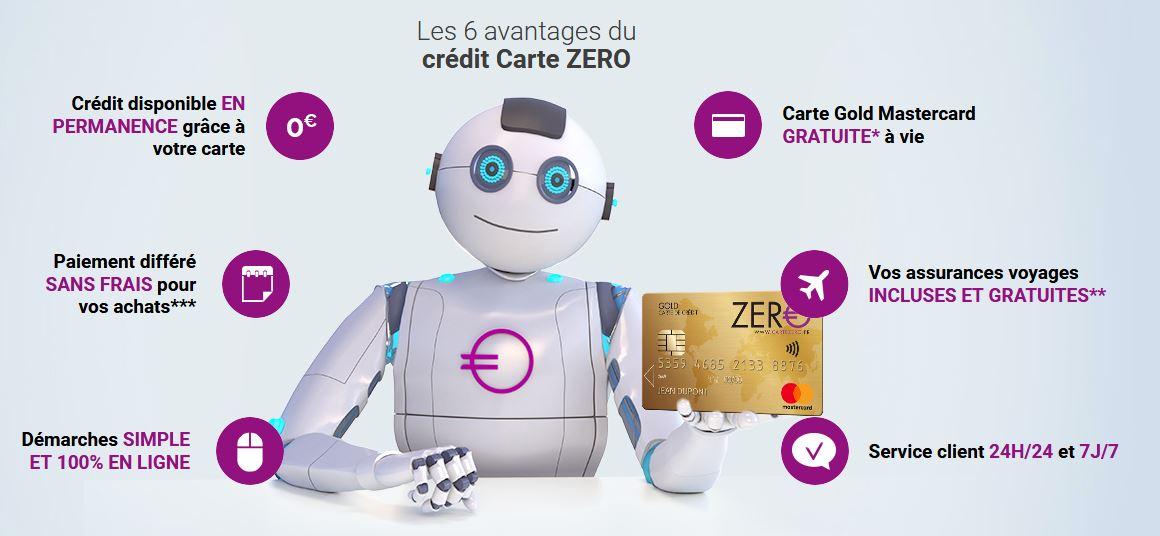 Avis Sur Carte Zero Avant De Souscrire A La Carte De Credit Gratuite Connectbanque